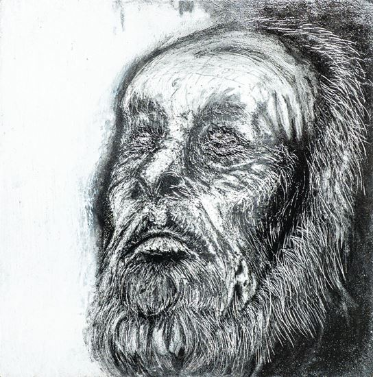 Picture of The Apostle Paul in Trance