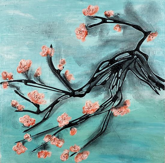 Picture of Blossoms: New beginnings